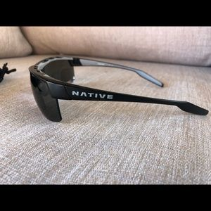 Native Accessories - Native Hardtop XP Sunglasses w/ Polarized Lenses